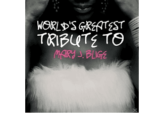 VARIOUS - World's Greatest Tribute To Mary J.Blige - (CD)