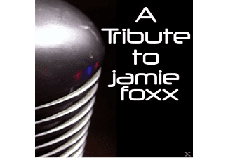 VARIOUS - Tribute To Jaime Foxx - (CD)