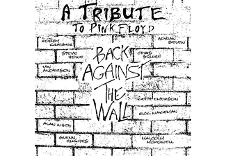 VARIOUS - Tribute To Pink Floyd-Bac Back Against The Wall - (CD)