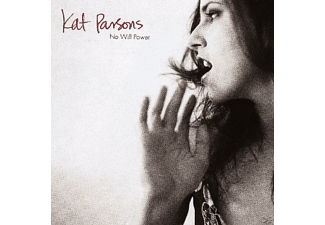Kat Parsons - No Will Power - (CD)