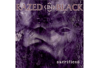 Razed In Black - Sacrificed - (CD)