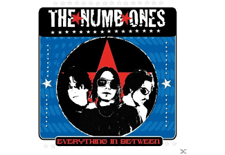 The Numb Ones - Everything In Between - (CD)