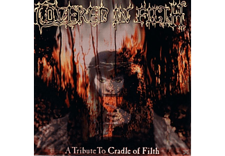 VARIOUS - Covered In Filth Cradle Of Filth Tribute - (CD)