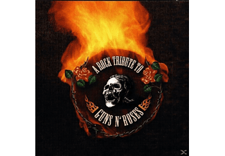 VARIOUS - Tribute To Guns N' Roses A Rock Tribute - (CD)