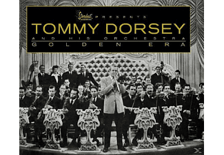 Tommy Dorsey - Golden Era - (CD)