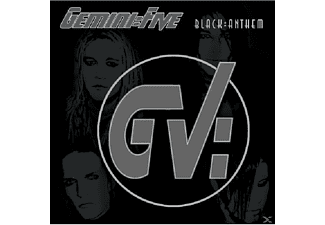 Gemini Five - Black Anthem - (CD)