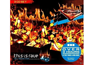 VARIOUS - This Is Rave 7.0-Hell Fre Freezes Over - (CD)