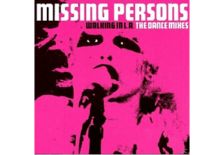 Missing Persons - Walking In L.A.-The Dance Mixes - (CD)
