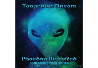 Tangerine Dream - Phaedra Revisited 35th Anniv. Edition - (CD)