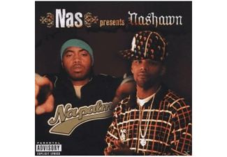 Nashawn, Nas Presents Nashawn - Napalm - (CD)