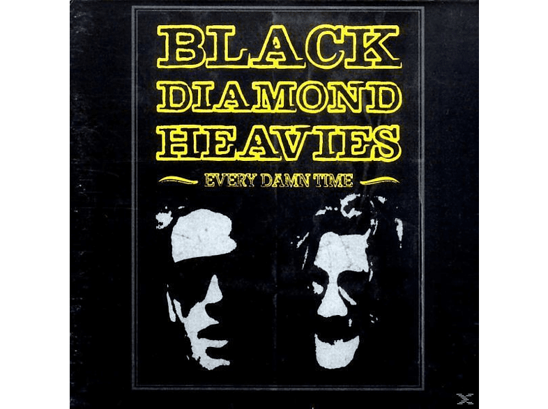 Black Diamond Heavies - Every Damn Time [Vinyl]