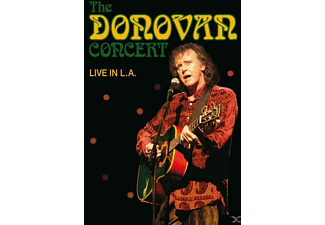 Donovan - The Donovan Concert-Live In L.A. - (DVD)