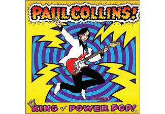 Paul Collins - King Of Power Pop - (CD)