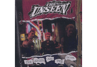 Unseen - The Anger And The Truth - (CD)