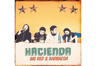 Hacienda - Big Red & Barbacoa [Vinyl]