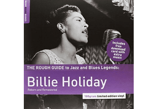 Billie Holiday - The Rough Guide To Jazz And Blues Legends - (Vinyl)
