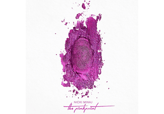 Nicki Minaj - The Pinkprint - Deluxe Edition (CD)