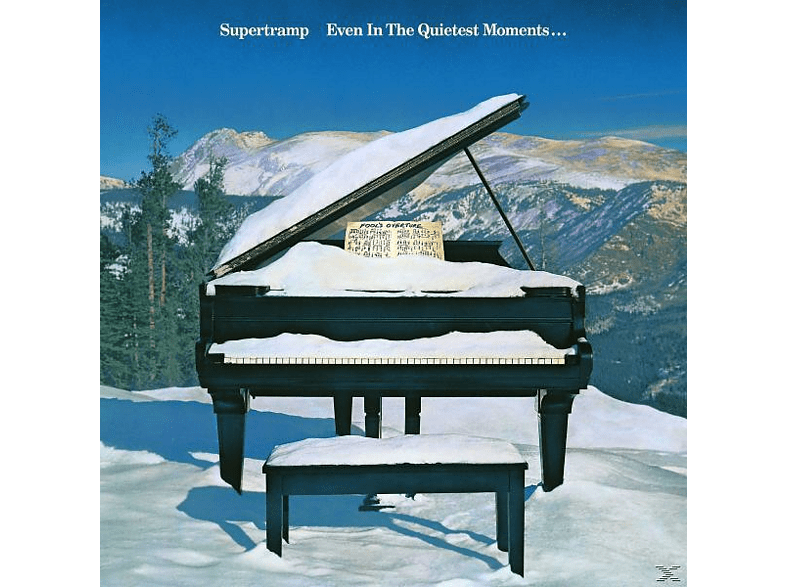 Supertramp - EVEN THE QUIETEST MOMENTS (REMASTERED) [CD]