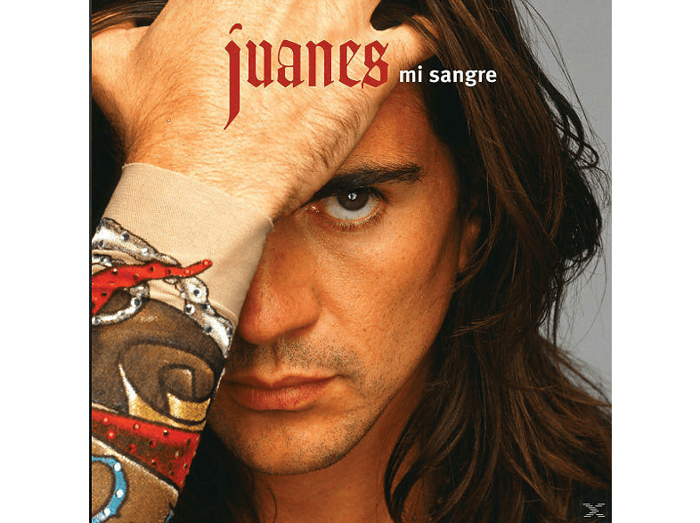 Juanes - MI SANGRE (NEW VERSION) [CD]
