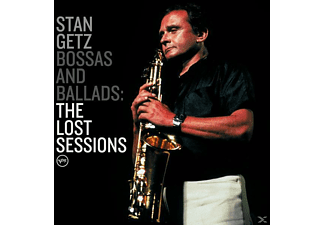 Stan Quartet Getz, Stan Getz - Bossas & Ballads: The Lost Sessions - (CD)