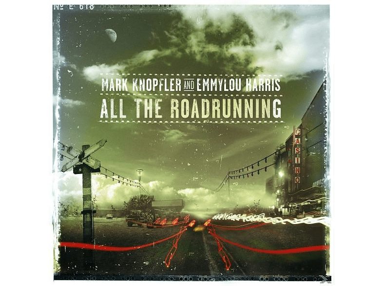 Mark Knopfler & Emmylou Harris, Knopfler,Mark Feat.Harris,Emmylou - ALL THE ROADRUNNING [CD]