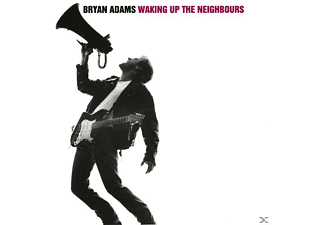 Bryan Adams - Waking Up The Neighbours - (CD)