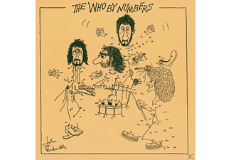 The Who - The Who By Numbers - (CD)
