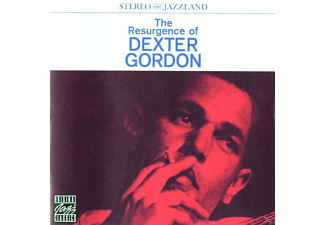 Dexter Gordon - THE RESURGENCE OF DEXTER GORDON - (CD)