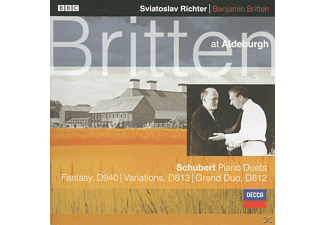 BRITTEN,BENJAMIN & RICHTER,SVJATOSLAV - Britten At Aldeburgh Vol.5 - (CD)