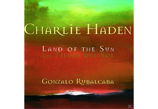Haden,Charlie Feat.Rubalcaba,Gonzalo - Land Of The Sun - (CD)