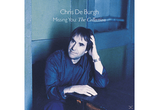 Chris de Burgh - MISSING YOU - THE COLLECTION - (CD)
