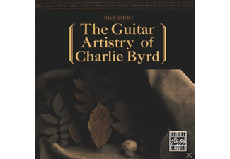 Charlie Byrd - The Guitar Artistry Of Charlie Byrd - (CD)