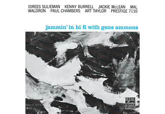 Gene Ammons - Jammin' In Hi-Fi - (CD)