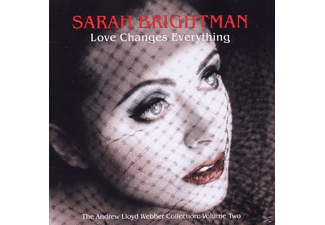 Sarah Brightman - Love Changes Everything: Andrew Lloyd Webber Col.2 [CD]