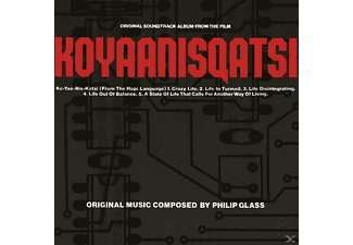 Philip Glass, Philip (composer) Ost/glass - KOYAANISQATSI - (CD)