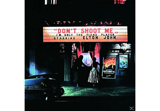 Elton John - Don't Shoot Me, I'm Only The Piano Player - (CD)