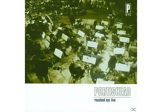 Portishead - PNYC CD