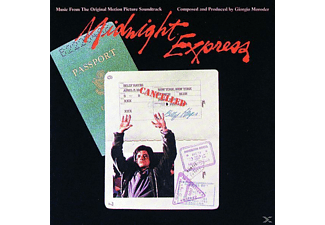 VARIOUS, OST/VARIOUS - MIDNIGHT EXPRESS - (CD)