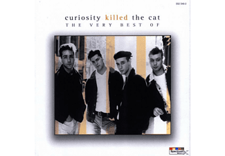 Curiosity, Curiosity Killed The Cat - The Very Best Of - (CD)