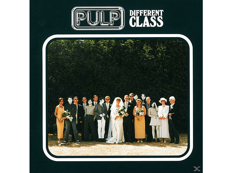 Pulp - Different Class (Deluxe Edition) [CD]