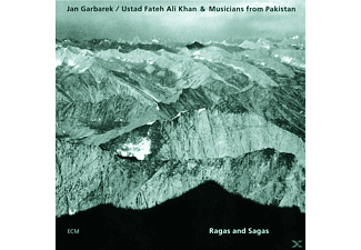 Jan/ustad Garbarek - Ragas And Sagas - (CD)