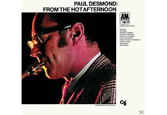 Paul Desmond - From The Hot Afternoon - (CD)