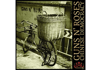 Guns N' Roses - Chinese Democracy - (CD)