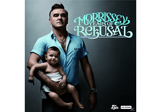 Morrissey - Years Of Refusal - (CD)
