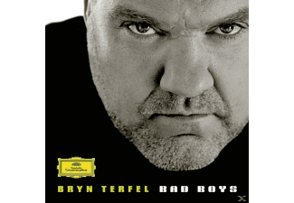 Bryn Terfel, S. Von Otter, William Crafoord, Swedish Radio Choir, Swedish Radio Symphony Orchestra - Bad Boys - (CD)