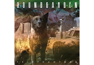 Soundgarden - Telephantasm - (CD)