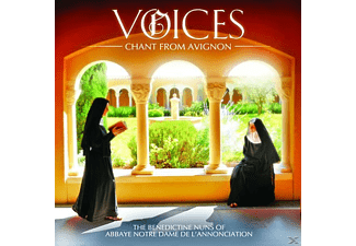 Benedictine Nuns Of Notre-dame De L'annonciation - Voices: Chant From Avignon - (CD)