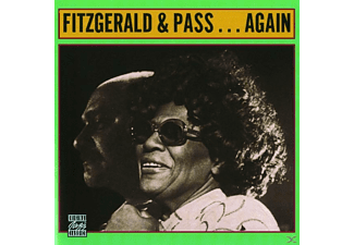 E./JOE PASS Fitzgerald, Fitzgerald, Ella / Pass, Joe - AGAIN - (CD)