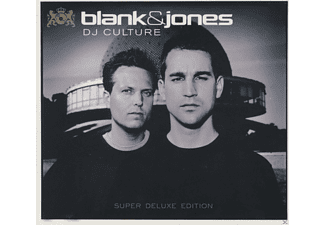 Blank & Jones - DJ CULTURE (SUPER DELUXE EDITION) - (CD)