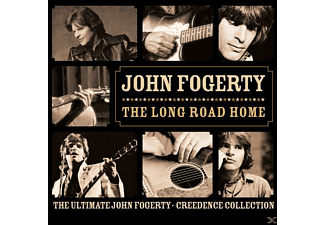 John Fogerty - LONG ROAD HOME - THE ULTIMATE JOHN FOGERTY/CREEDEN - (CD)